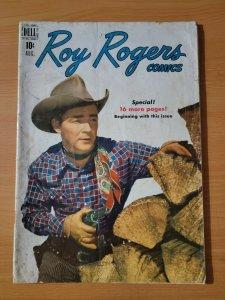 Roy Rogers Comics #20 ~ VERY GOOD VG ~ 1949 Dell Comics