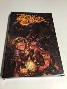 Battle Chasers Nm Near Mint Hc Hardcover With Slipcase Oversized Image Comics