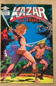 Ka-Zar the Savage #15 (1982)