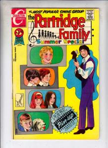 Partridge Family, The #5 (Jul-71) VF/NM High-Grade David Cassidy