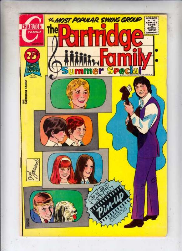 Partridge Family, The #5 (Jul-71) VF/NM High-Grade David Cassidy