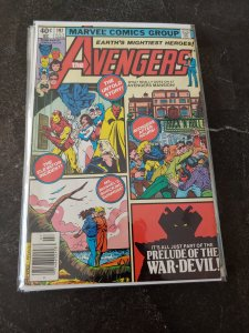 The Avengers #197 (1980)