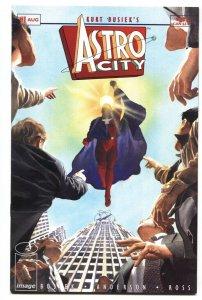 Astro City #1 1995 1st Honor Guard, Samaritan & Astro City