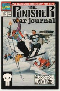 Punisher War Journal #31 (Marvel, 1991) FN/VF