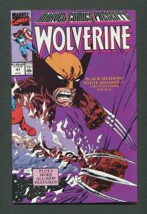 Marvel Comics Presents #47  / 9.6 NM+   /  June 1990