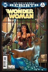 Wonder Woman #6  (Nov 2016 DC Rebirth)  9.4 NM