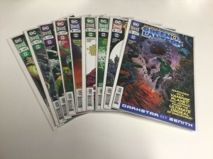 Green Lantern 5 6 7 8 9 10 11 12 Annual 1 Nm Near Mint DC Comics
