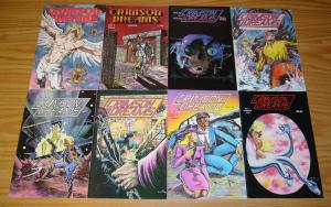 Crimson Dreams #1-11 VF/NM complete series - anthology - 1984 set lot