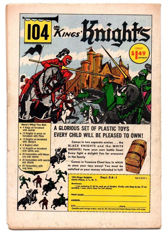 Justice League of America #17 (Feb 1963, DC) - Good