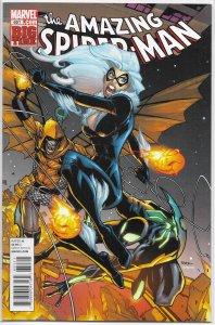 Amazing Spider-Man (vol. 2, 1998) #651 FN (Big Time) Slott/Ramos, Black Cat