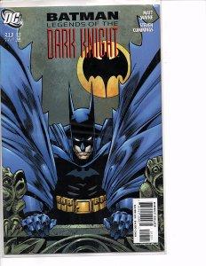 DC Comics Batman Legends of the Dark Knight #213 (Next to last issue) Simonson