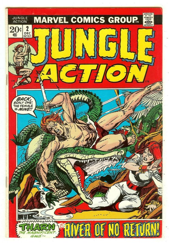 Jungle Action 2