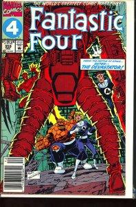 Fantastic Four #359 (1991)