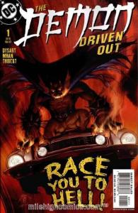 Demon: Driven Out #1, VF+ (Stock photo)