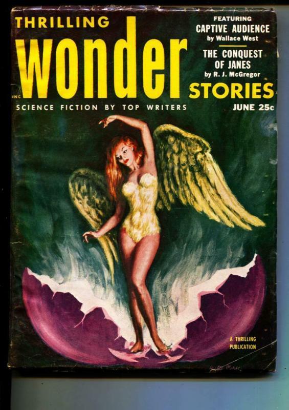 Thrilling Wonder Stories-Pulp-6/1953-Kris Neville-John Christopher