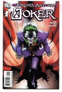 Joker's Asylum: The Joker #1-2008-DC NM-