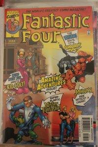 Fantastic Four #33 (Sept 2000, Marvel) NT/MT