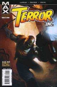 Terror, Inc. (2nd series) #1 FN; Marvel   save on shipping - details inside