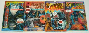 Planet of the Apes: Blood of the Apes #1-4 VF/NM complete series - adventure 2 3