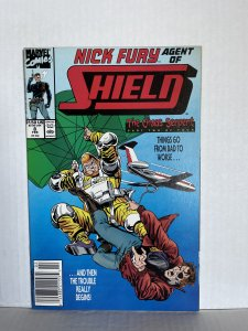Nick Fury, Agent of SHIELD #8 (1990)  Unlimited Combined Shipping