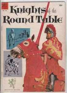 Four Color #540 (Mar-54) VG/FN Affordable-Grade Knights of the Round Table (K...