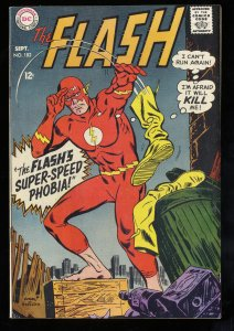 Flash #182 VF+ 8.5