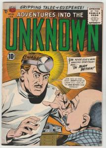 Adventures Into the Unknown #80 (Jan-57) NM- High-Grade
