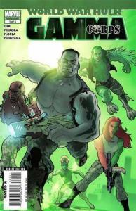 World War Hulk: Gamma Corps #1, NM (Stock photo)
