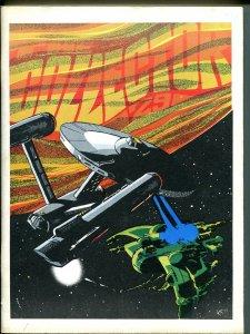Collector #29 1974-Star Trek, Capt Marvel-Doc Savage-Steve Ditko-100 pages-VG/FN