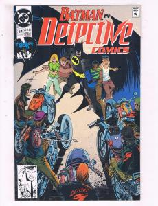 Detective Comics #614 VF DC Comics Comic Book Grant Batman 1989 DE20