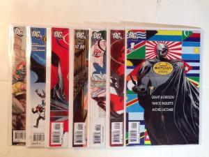 Batman Incorporated 1-7 Near Mint Lot Set Run 2011