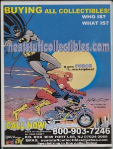 Comic Book Marketplace #88 2001-sophisticated collectors fanzine-Hawkman-FN+