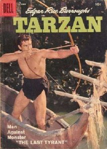 Tarzan (1948 series) #97, Fine- (Stock photo)