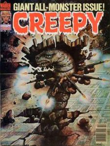 Creepy (1964 series) #102, VF (Stock photo)