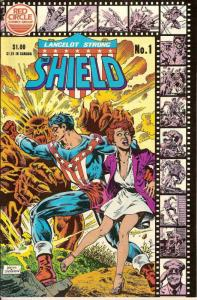 Shield (Archie) #1 VF/NM; Archie | save on shipping - details inside