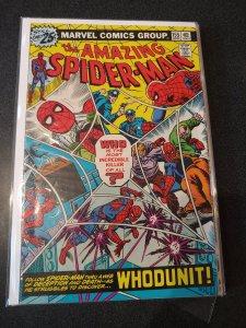 AMAZING SPIDERMAN # 155 SAL BUSCEMA JOHN ROMITA MARVEL