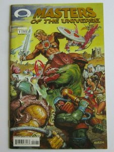 Masters Of The Universe #1 Gold Foil Variant Cover C NM+ Invincible #1 Preview