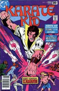 Karate Kid #15, VG (Stock photo)