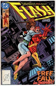 FLASH #54 (VF) 1¢ Auction! No Resv! See More!!!