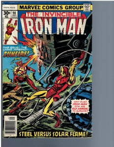 Iron Man #98 (1977)
