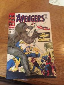 Avengers 37 Fine 6.0 Fn See Pictures