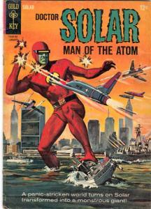 Doctor Solar Man of the Atom #10 (Jan-65) FN Mid-Grade Doctor Solar