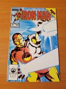 Iron Man #197 ~ NEAR MINT NM ~ 1985 MARVEL COMICS