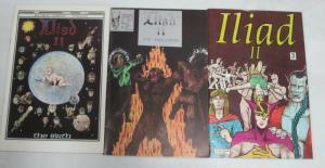 ILIAD II (MM) 1-3