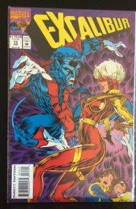 Excalibur #73 (1994)