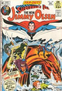 Superman's Pal Jimmy Olsen (1954 series) #144, Fine (Stock photo)