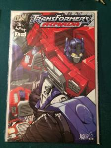 Transformers Armada #4 Dreamwave Productions NM-M