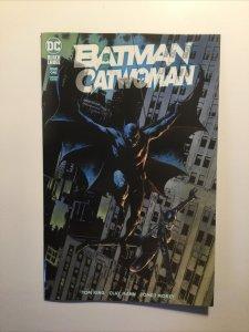 Batman Catwoman Issue One Variant Near Mint Nm Dc Black Label