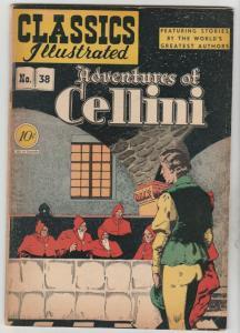 Classics Illustrated #38 (Jun-47) VG/FN+ Mid-Grade