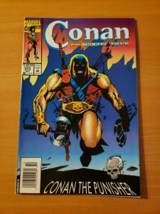 Conan The Barbarian #273 Newsstand Edition ~ NEAR MINT NM ~ 1993 Marvel